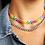 Thumbnail: Colar Corrente Rainbow