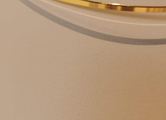 Choker Dourado