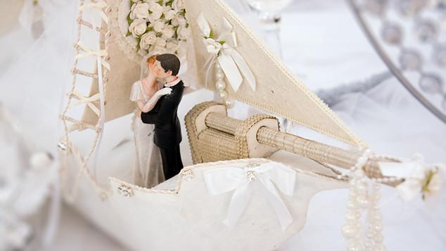 Braut Figur Event palace