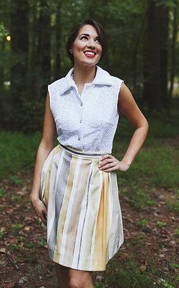 The Painterly Skirt