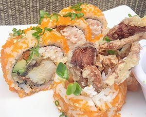 Exotic Spider Roll
