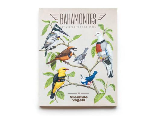 Cover illustration – BAHAMONTES