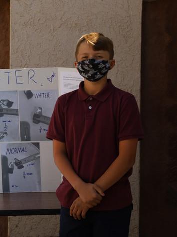7th Grade Science Fair