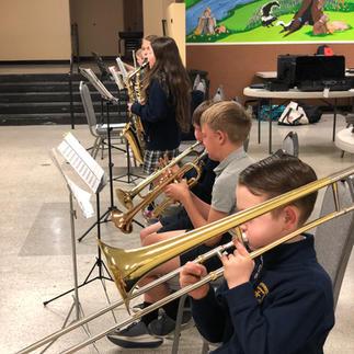 Catholic Schools Band