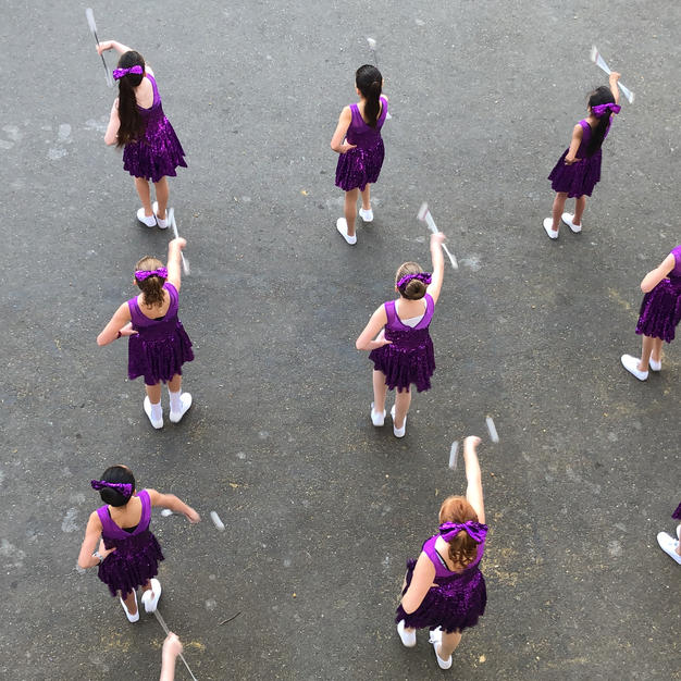 Catholic Schools Majorettes
