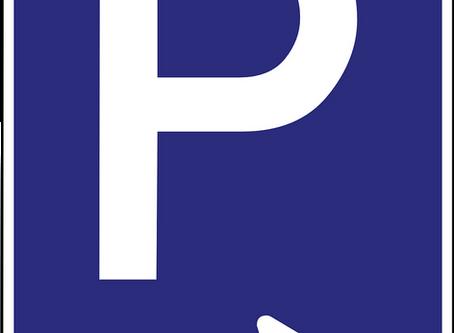 Parkplatz für Vermögen