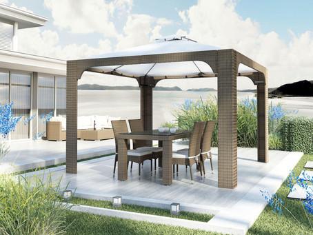 Luxusný záhradný nábytok na terasu - jarné zážitky vzáhrade