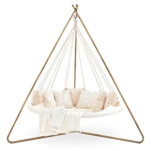 Deluxe Sunbrella Tiipii záhradná posteľ