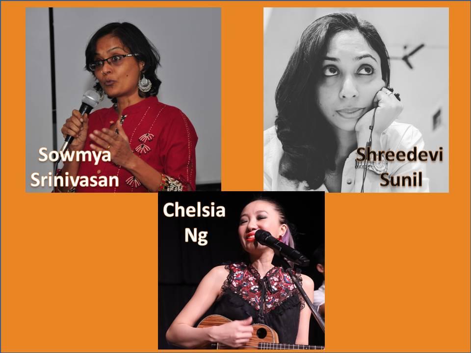 Sowmya Srinivasan/Shreedevi Sunil/Chelsia Ng