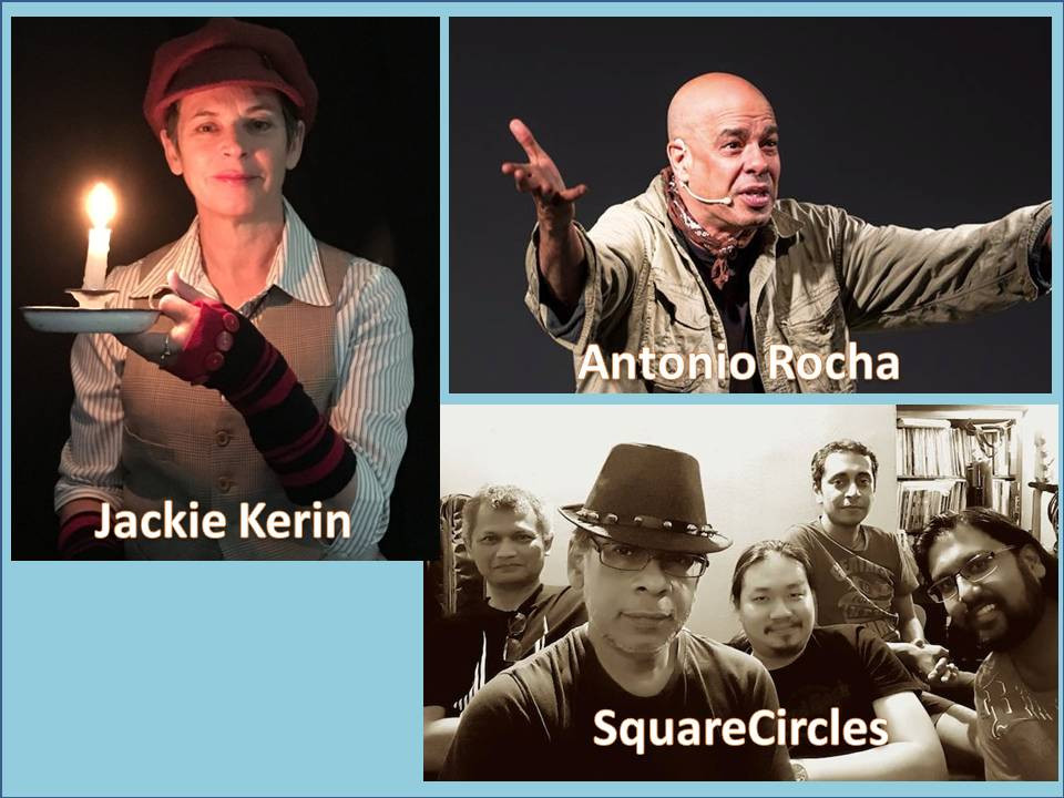 Jackie Kerin/Antonio Rocha/SquareCircles