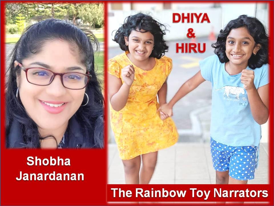 Dhiya Menon/Hiranya Menon/Shobha Janardanan