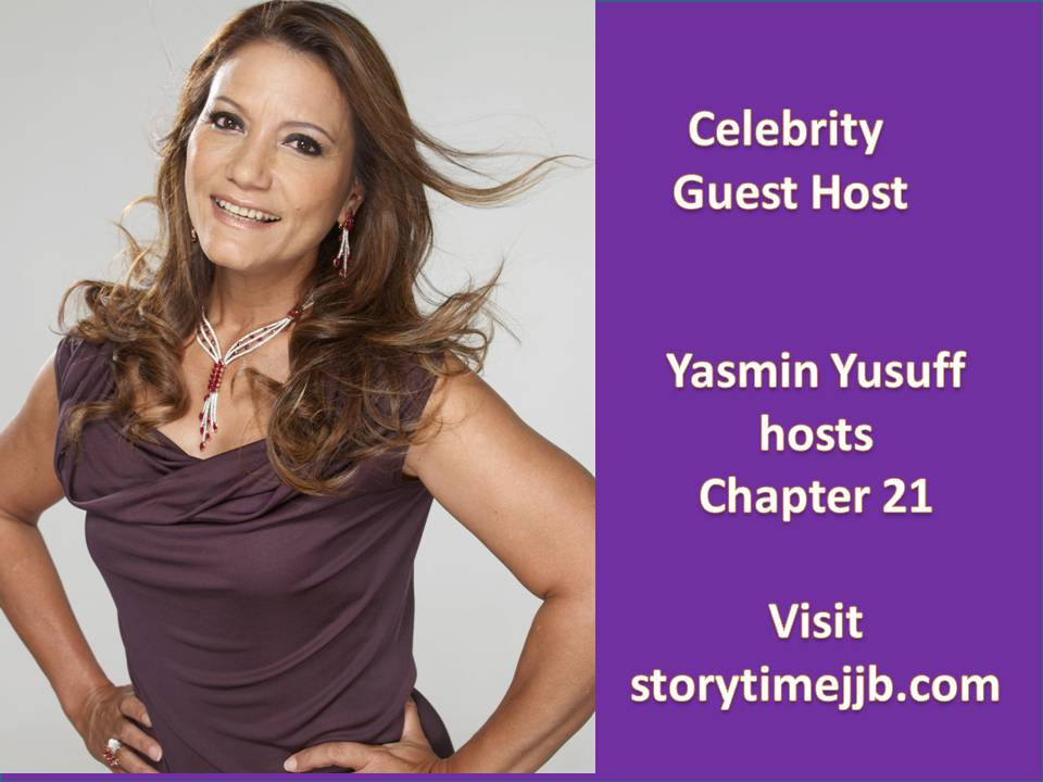 Guest Host for Chapter 21