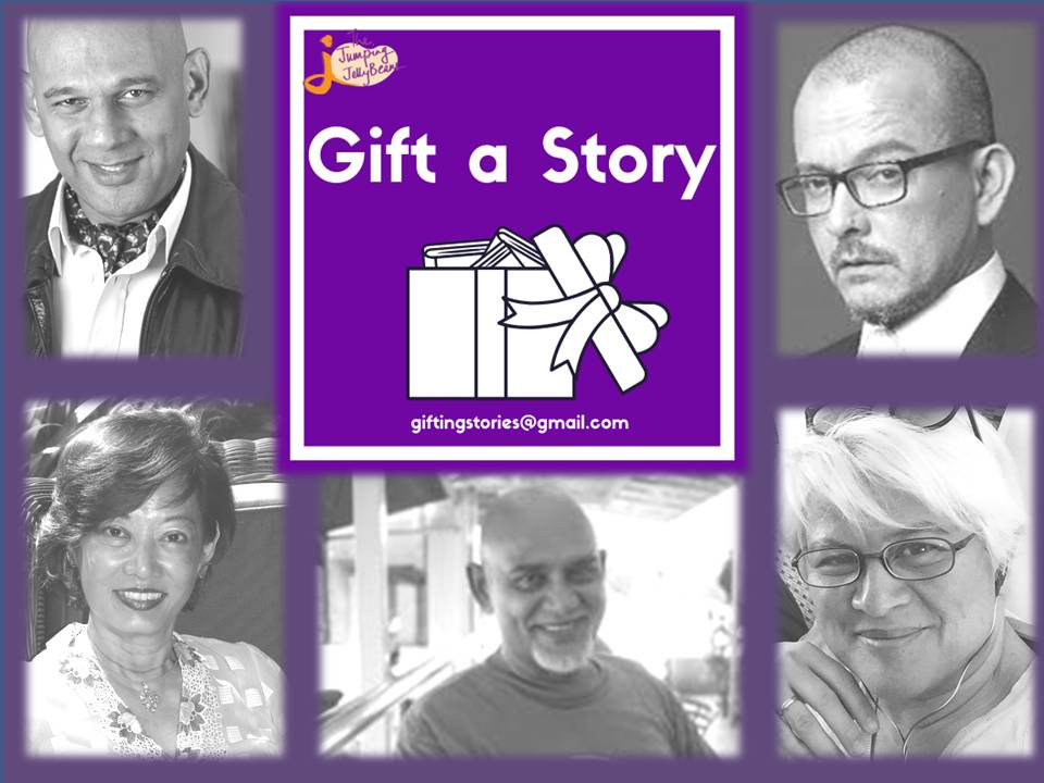 readers for Gift a Story