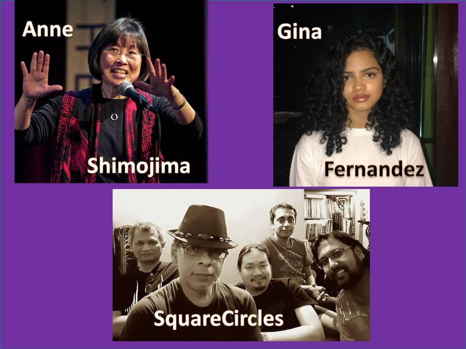 Anne Shimojima/Gina Fernandez/Square Circles