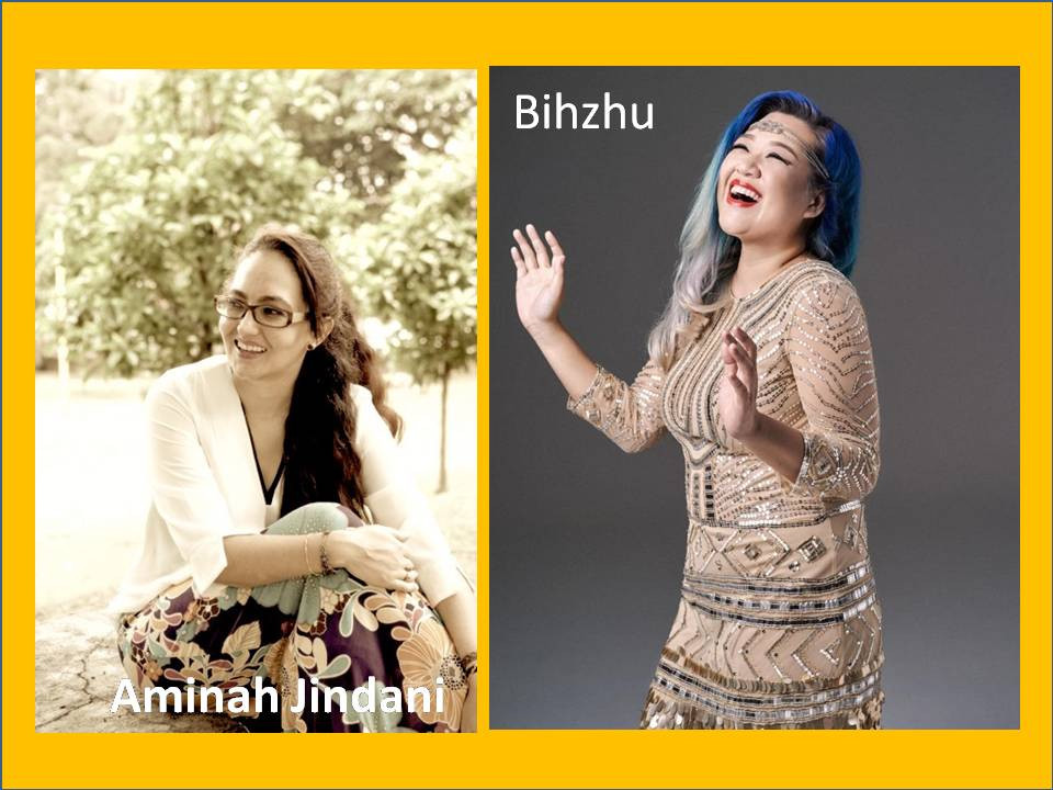 Amina Jindani/Bihzhu
