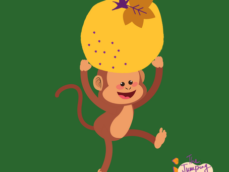 Chapter 23 - 'Monkey and the Fruit' and other stories