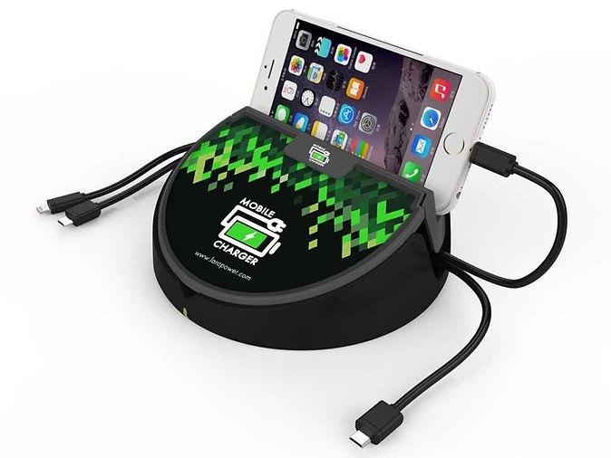 Mobile Charger - универсальное зарядное устройство для гостиниц, баров, офисов