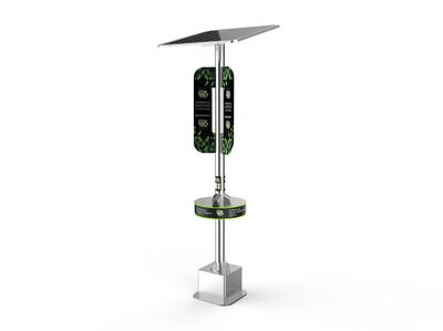Станции Mobile Charger