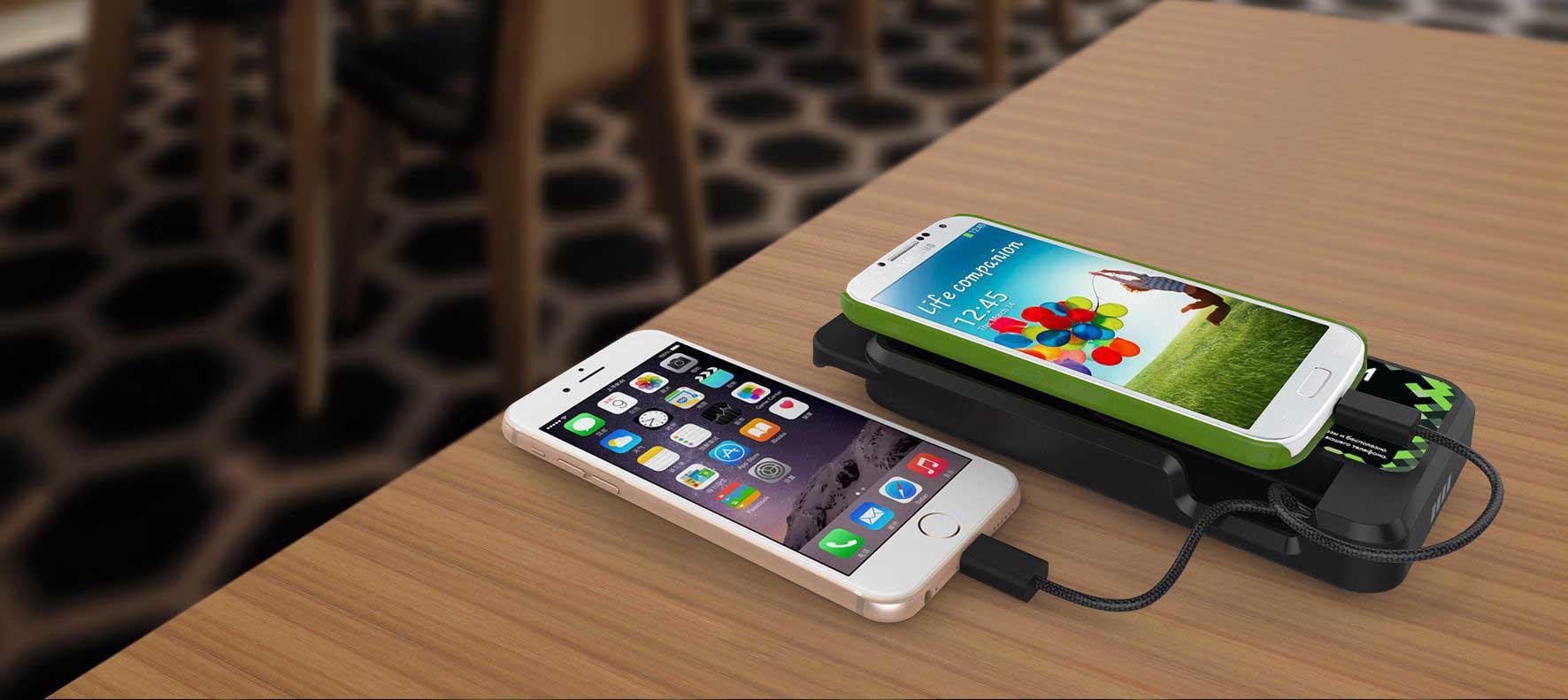 Зарядные устройства Mobile Charger