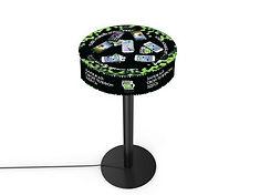 Зарядный стол на 7 устройств