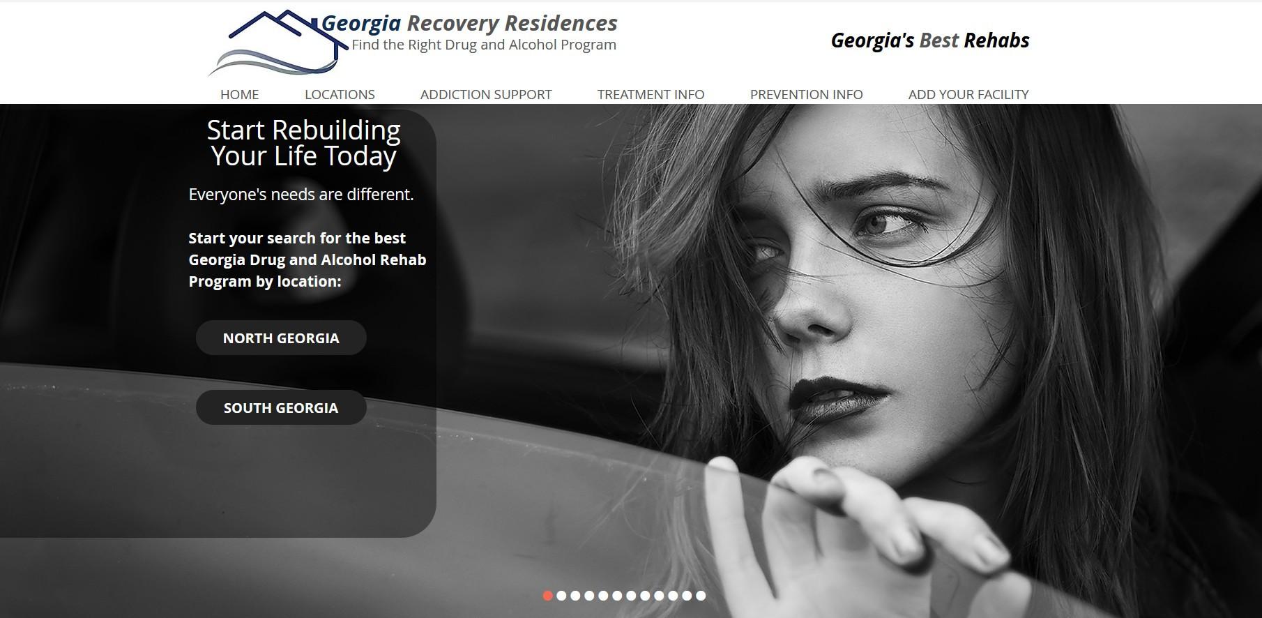 Georgia Recovery Residences- Addiction Treatment