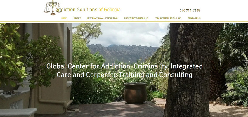 Addiction Solutions- International Training and Consulting