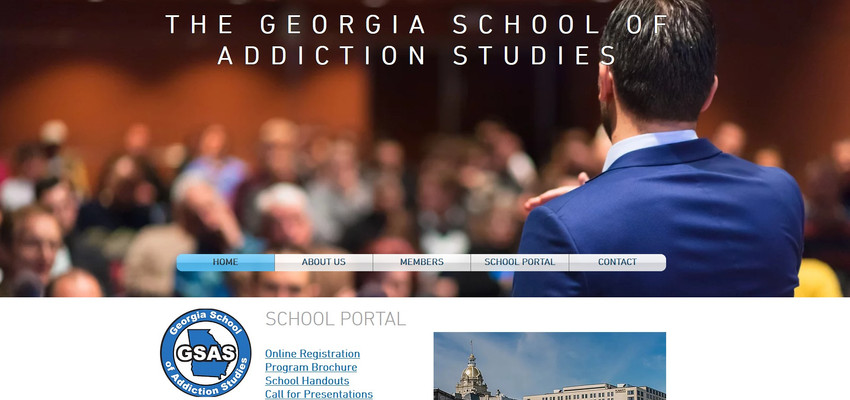 The Georgia School of Addiction Studies- Addiction Education
