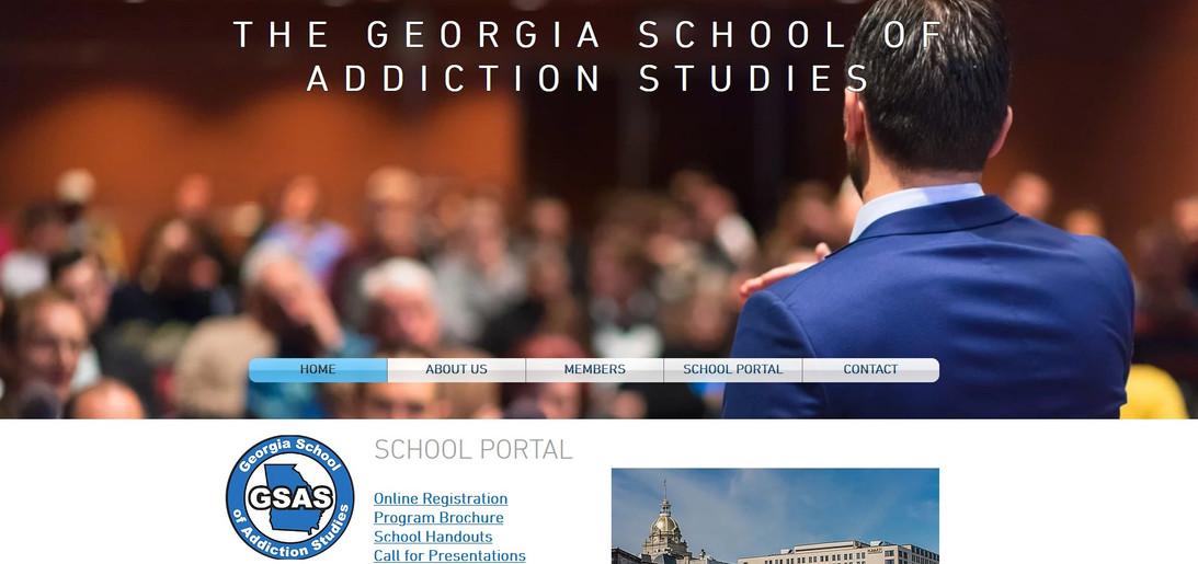 The Georgia School of Addiction Studies- Addiction Education