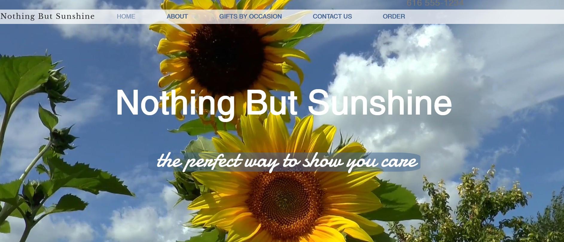 Nothing But Sunshine- International Gift Boutique