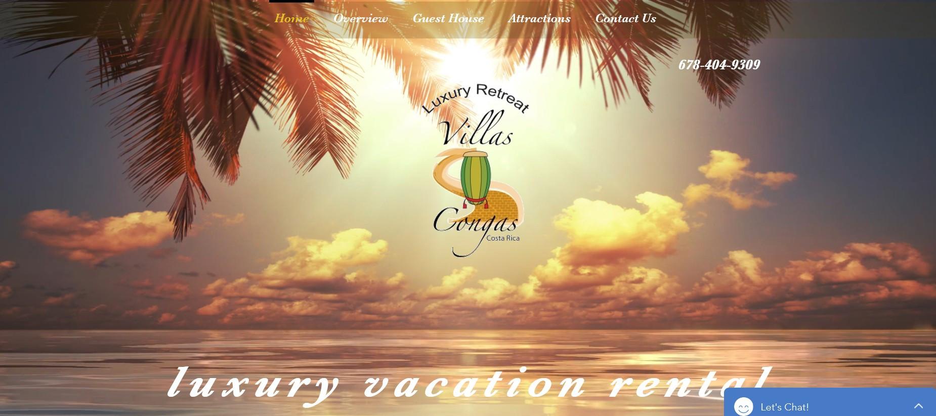 Villas Congas- Costa Rica Luxury Retreat