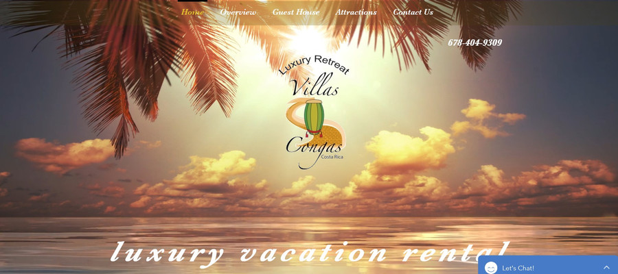 Villas Congas- Costa Rica Luxury Retreat