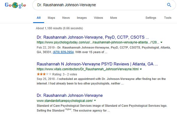 SOC Google Dr RJ