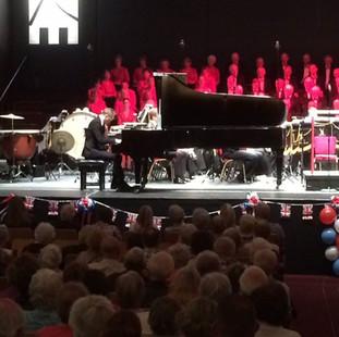 Stephen Gott Pianist guest artist of Halifax Choral Society.