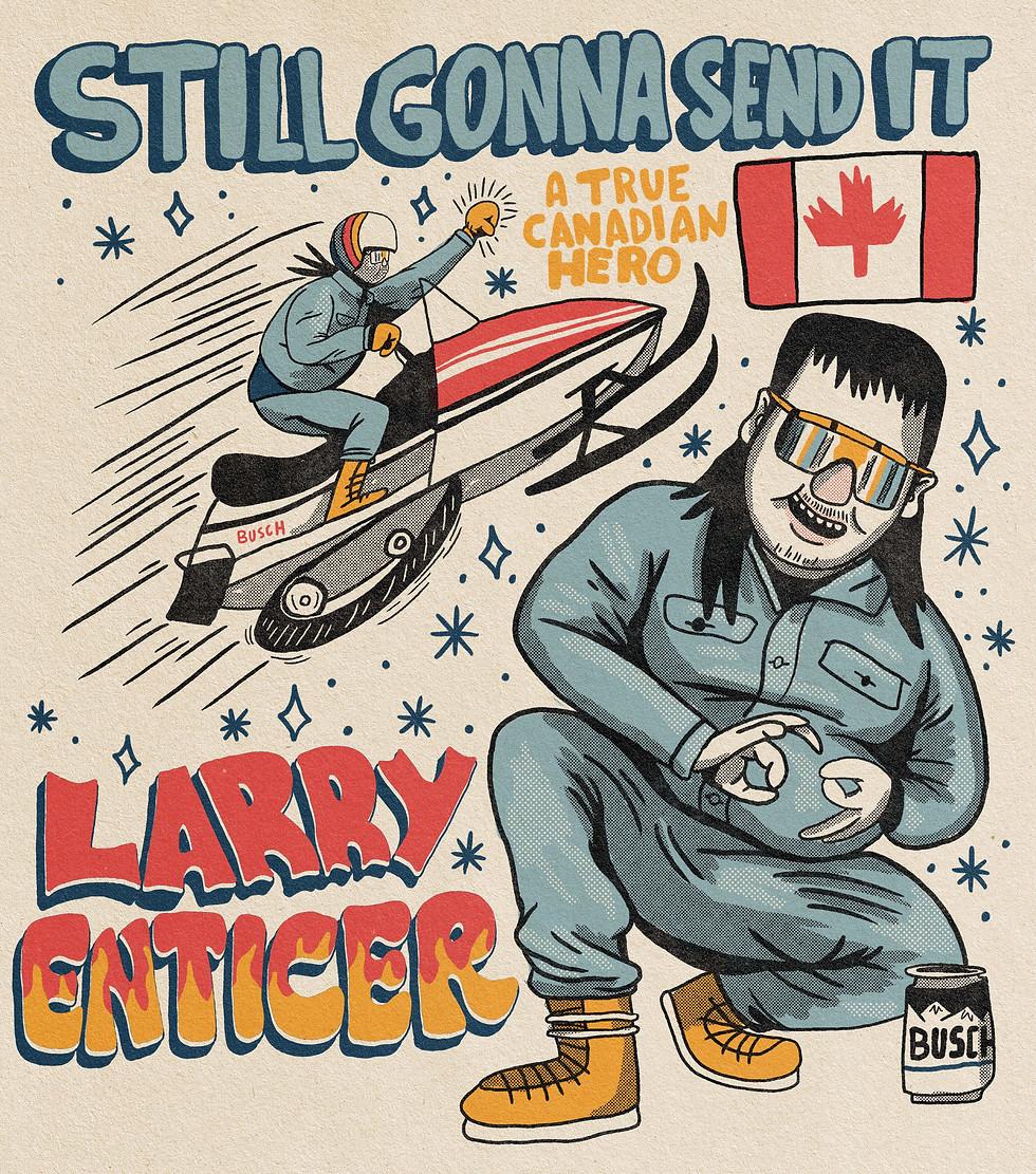 Larry Enticer