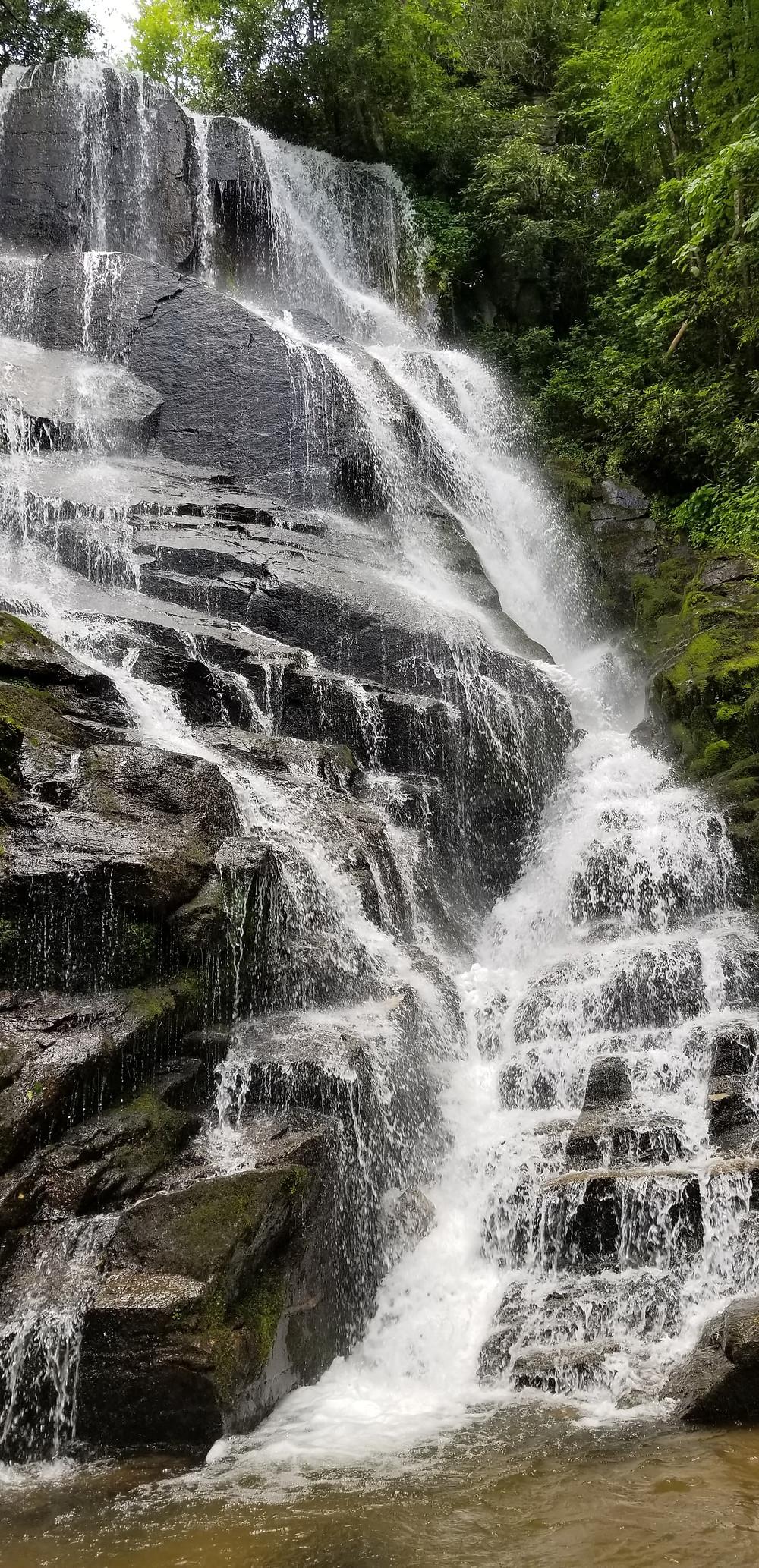 Estatoe Falls, NC