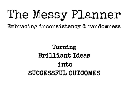 The Messy Planner (PDF)