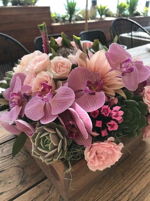 Large Custom Floral Arrangement
