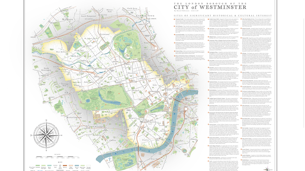 city of westminster - yellow