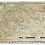 Thumbnail: South Cotswold Trail Map Print