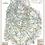 Thumbnail: warwickshire 'autumnal'-  oak framed glazed print