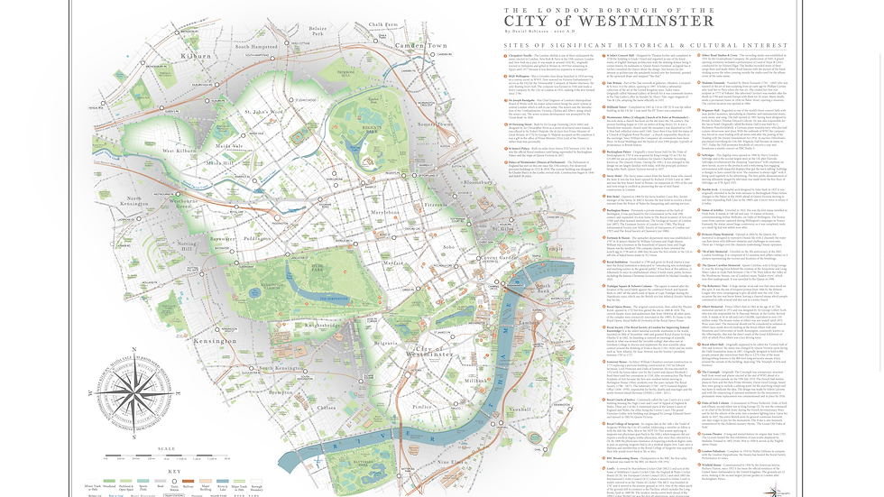 city of westminster - green