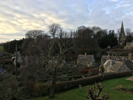 A Cotswold Royal Tale - The Bisley Boy