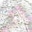 Thumbnail: Cotswold District - pink - print only