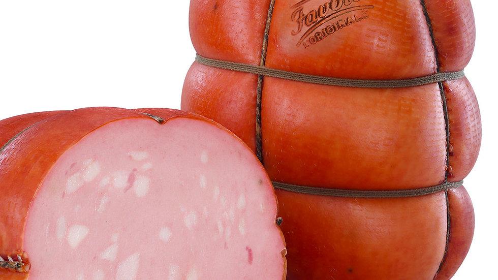 Mortadella IGP al pistacchio 100g