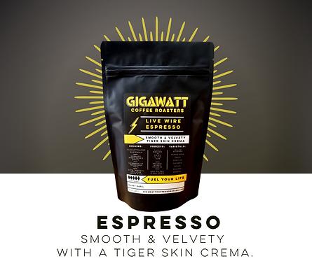 Live Wire Espresso