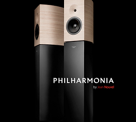 Philharmonia speakers
