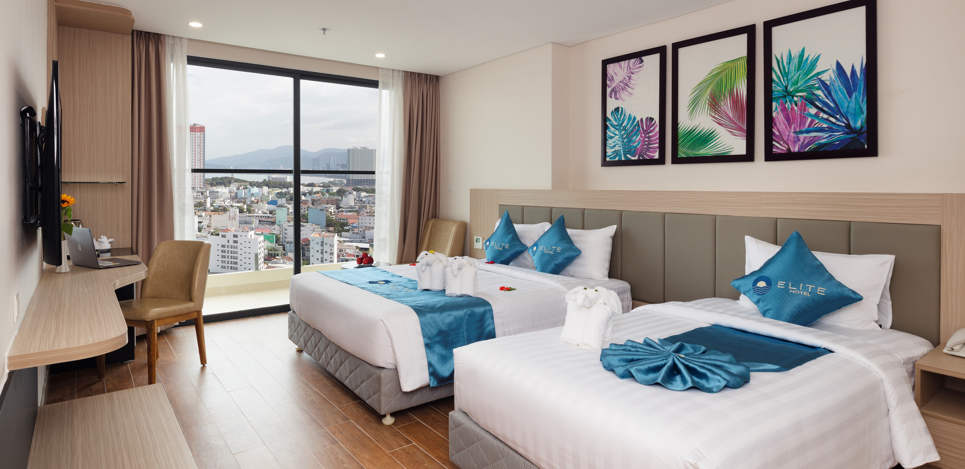 Deluxe Cityview Room