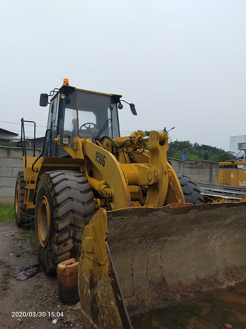 Wheel Loader CATERPILLAR Model 950G Tahun 2006 Capacity Bucket 3 m3