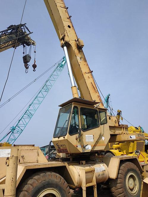 Used Rough Terrain Crane GROVE Model RT530E Kapasitas 30 Ton