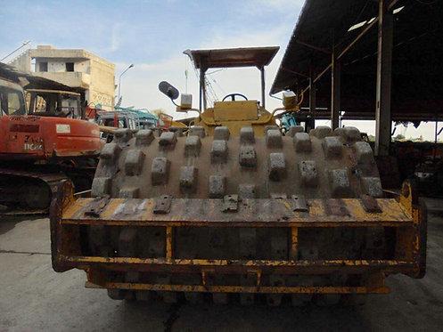 Vibro Compactor SAKAI Model SV512TF-H Tahun 2008 Padfoot Roller